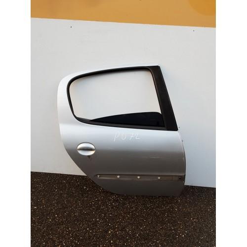 PEUGEOT 206 Porte arrière droite| depuis 1998