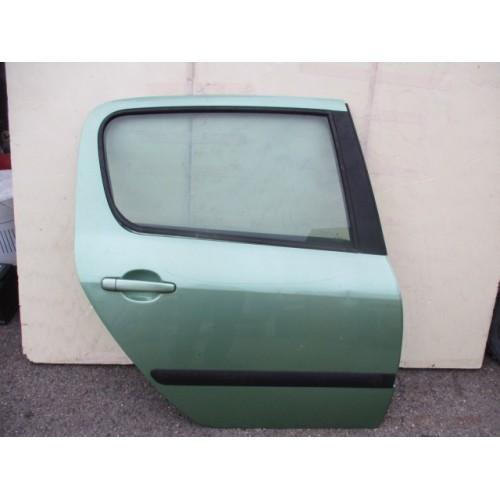 Porte arrière droite pour Peugeot 307 de 2002