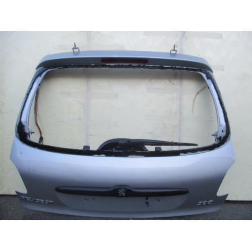 Hayon arrière pour Peugeot 206 de 2003